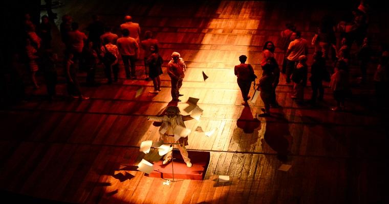 Projeto Teatrando! promove recital e visita interativa