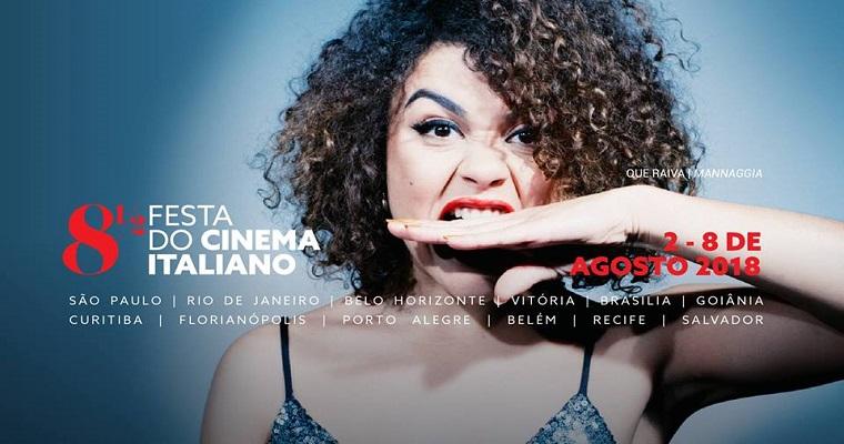 Cinema São Luís recebe o 8 ½ Festa do Cinema Italiano