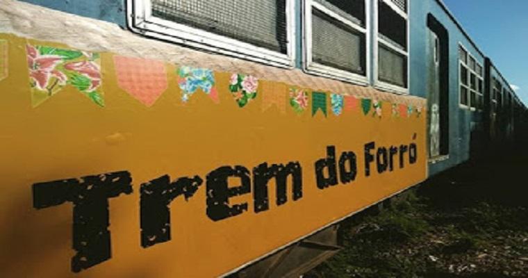 Forró sobre trilhos: Tradição pernambucana completa 28 anos