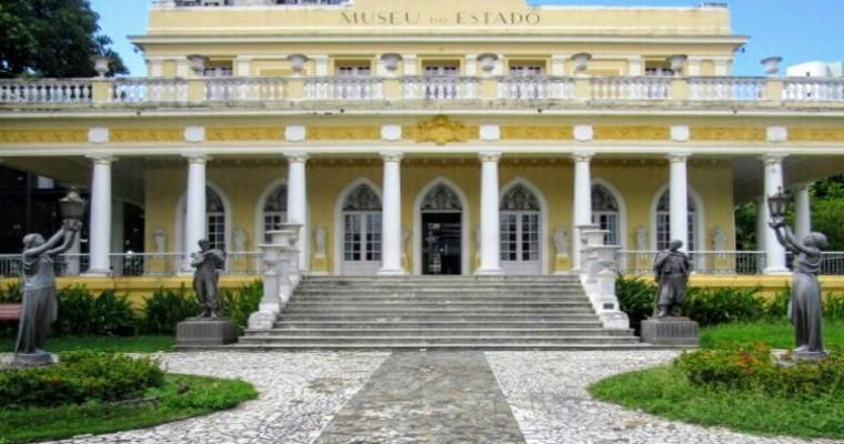 Visite Recife: Museu do Estado de Pernambuco
