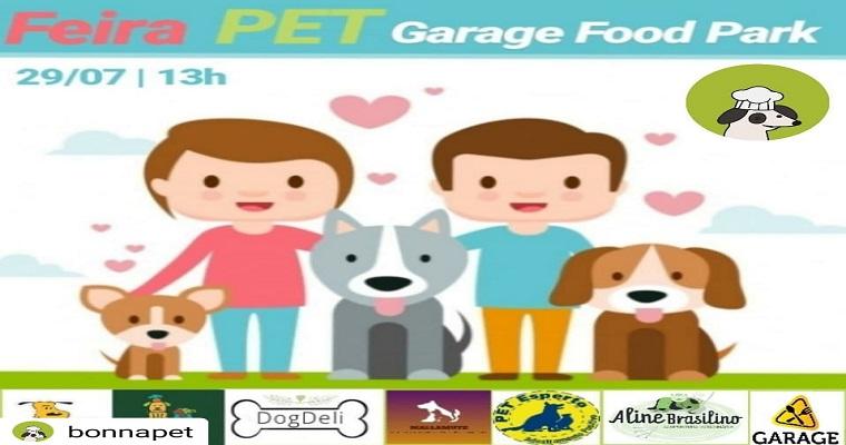 Food Park promove Feira PET no Bairro do espinheiro
