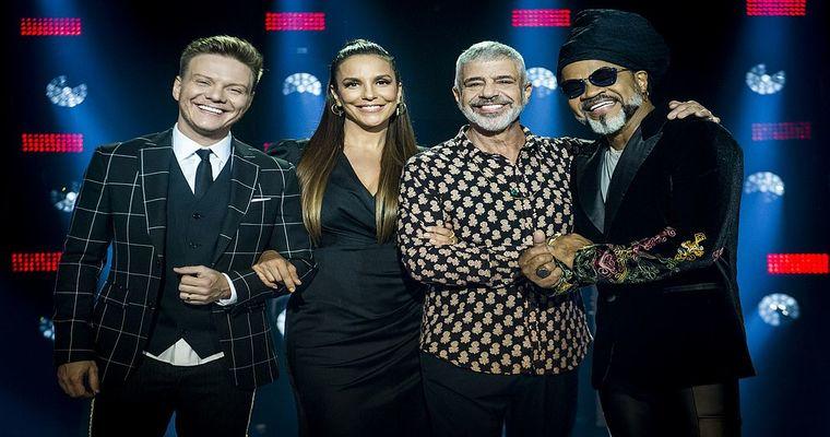TV: 7° Temporada do The Voice Brasil estréia nesta terça- feira