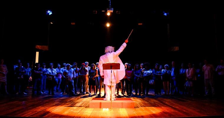 Projeto Teatrando! promove atividades no Teatro Santa Isabel