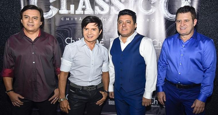 Chitãozinho e Xororó e Bruno e Marrone no Classic Hall