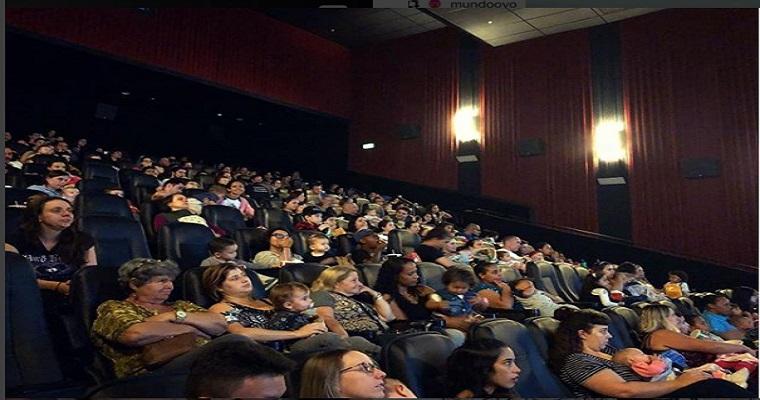 Shopping RioMar oferece sessões de cinema especiais para Mamães