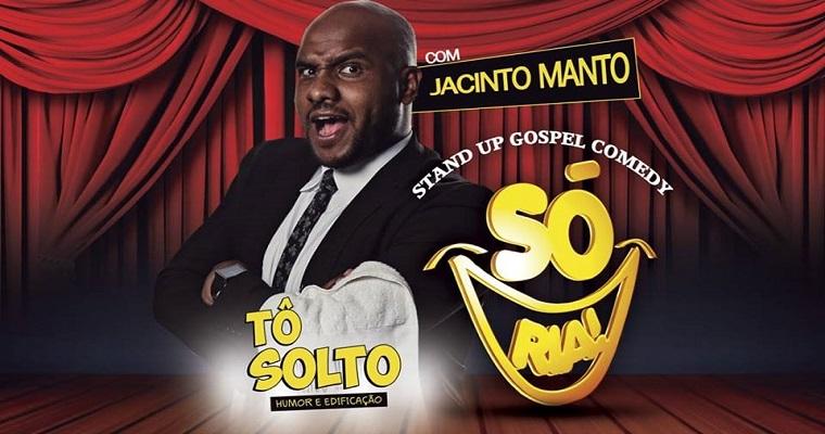 Vini Rodrigues apresenta  'Jacinto Manto - Tô Solto' no Recife