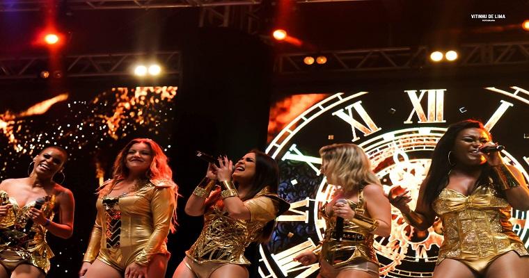 Banda Rouge encerra turnê com show em Recife neste fim de semana