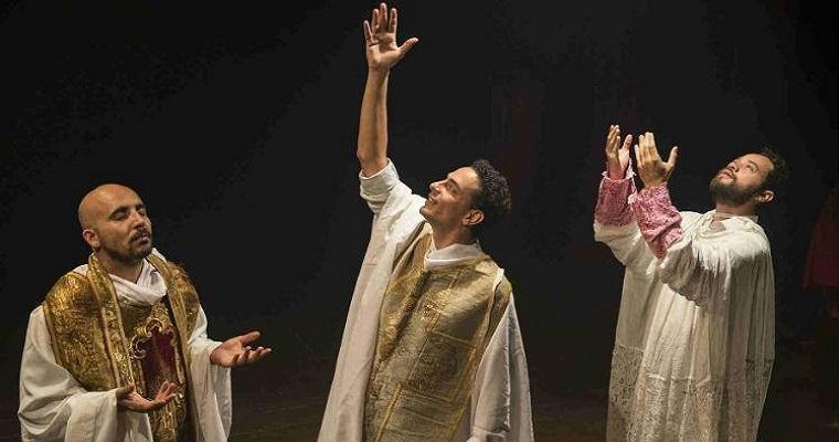 Peça envolve fé e religião no Teatro Arraial Ariano Suassuna
