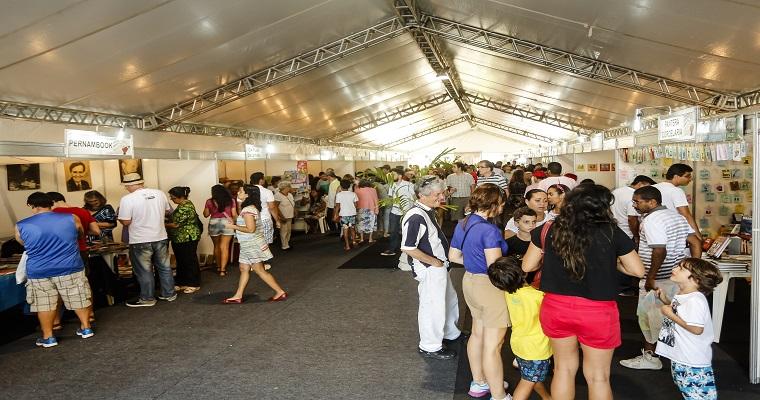 Inscrições abertas para o 16º Festival Recifense de Literatura