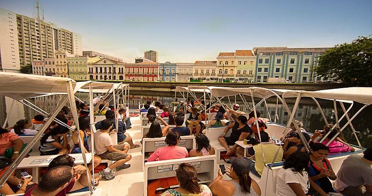 Olha! Recife oferece passeio gratuito esse fim de semana