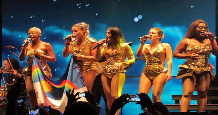 Turnê Rouge 15 anos: Ultimo show foi realizado no Clube Português