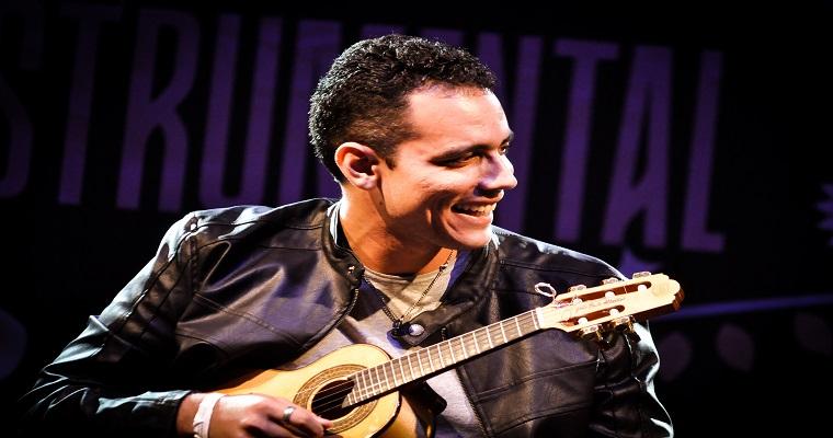 João Paulo Albertim no Sextas da Música