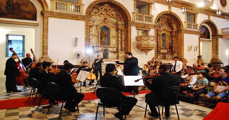 Música na Igreja apresenta Orquestra Centro Social Dom João Costa