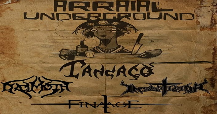 Arraial Underground em Timbaúba
