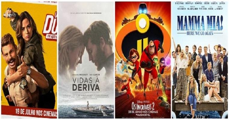 Para iniciar a semana: Cinema
