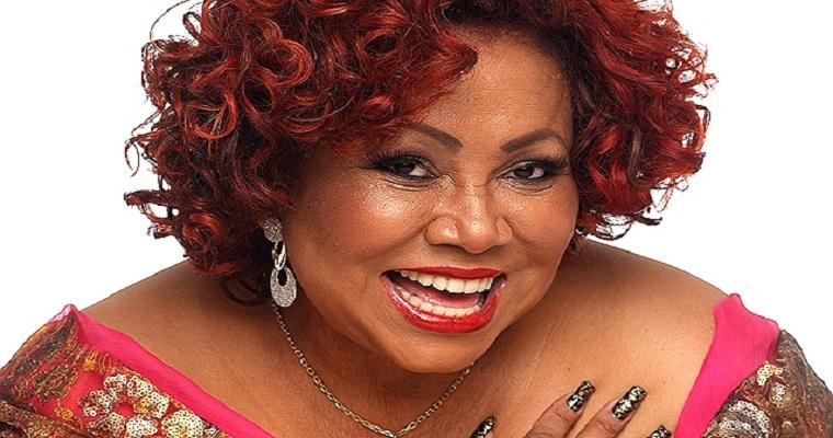 Com a turnê 'Eu Sou a Marrom' cantora Alcione faz shows em Recife