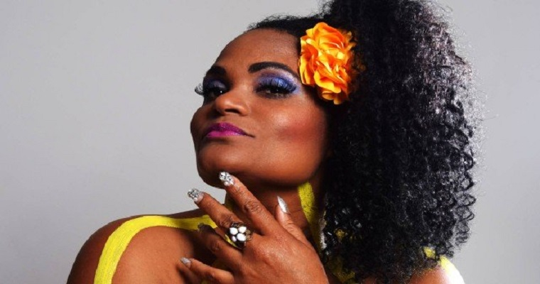 Chris Nolasco volta ao Recife e apresenta o show 'Sou Negra'