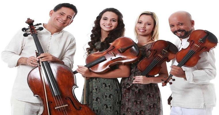 Quarteto Encore: Projeto Música na Igreja