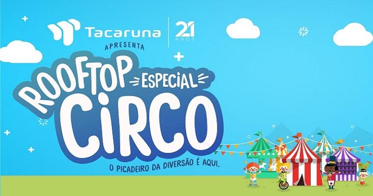 Programação circense segue até o  dia 30 no Shopping Tacaruna