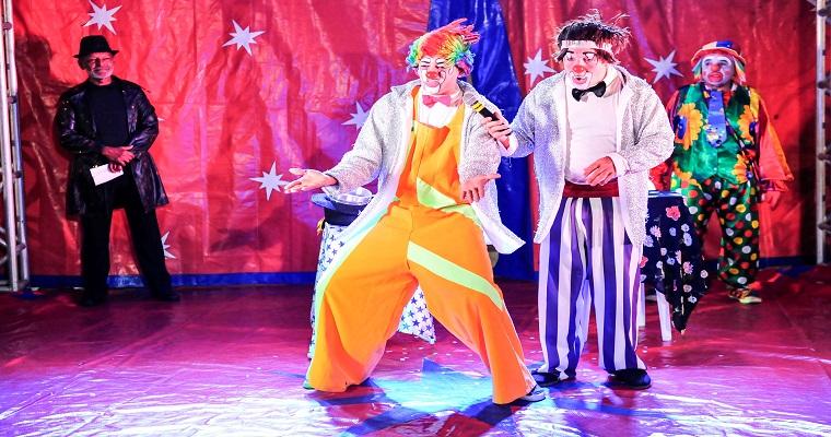 Estão abertas as inscrições para a 9ª Mostra de Circo do Recife