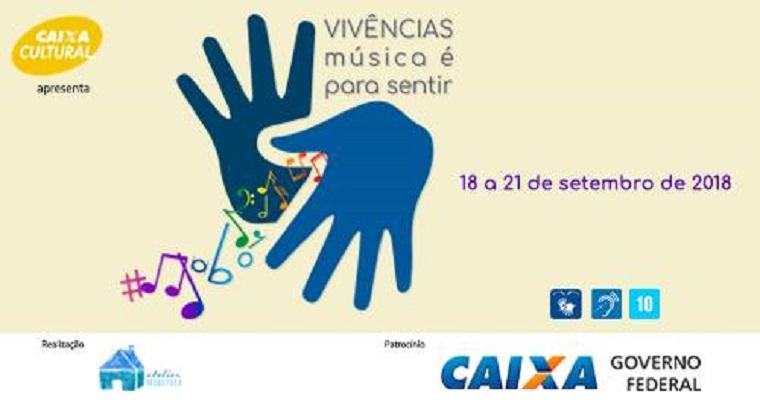 CAIXA Cultural oferece oficina para crianças e adolescentes surdos