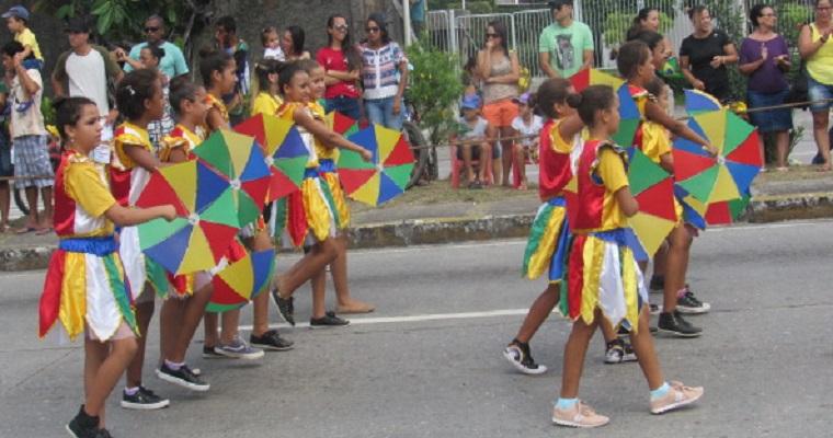 Dia nacional do Frevo com comemoração da  Orquestra Arruando