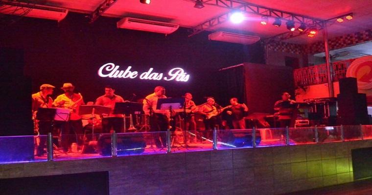 Show no Clube das Pás relembra os sucessos de Alcione