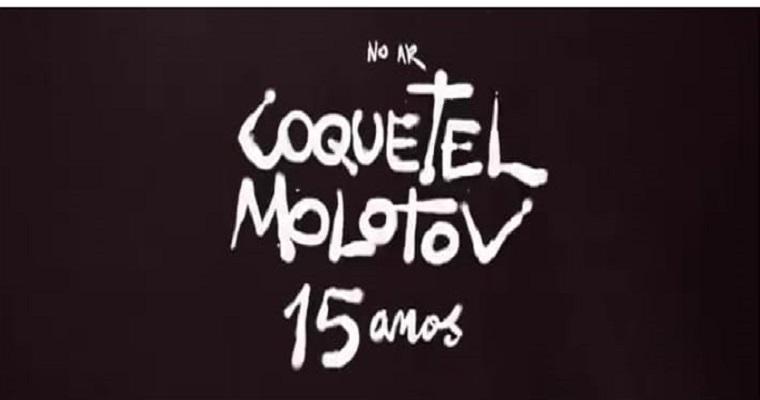 Evento No Ar Coquetel Motolov completa 15 anos