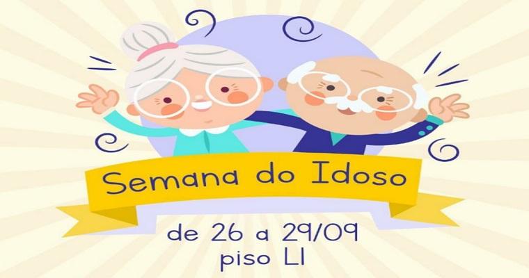 Semana do idoso tem programação especial no Shopping Patteo Olinda