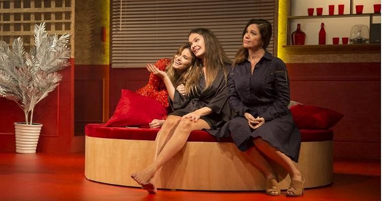 Comédia 'Mercado Amoroso' chega ao Recife