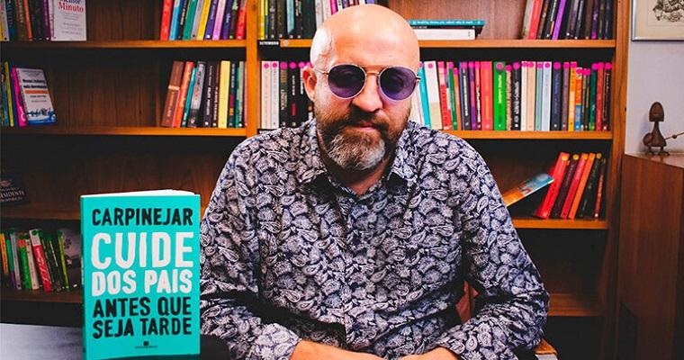 Palestra-show de Fabrício Carpinejar é cancelado no Recife