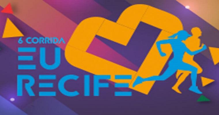 Corrida eu amo Recife será realizada neste fim de semana