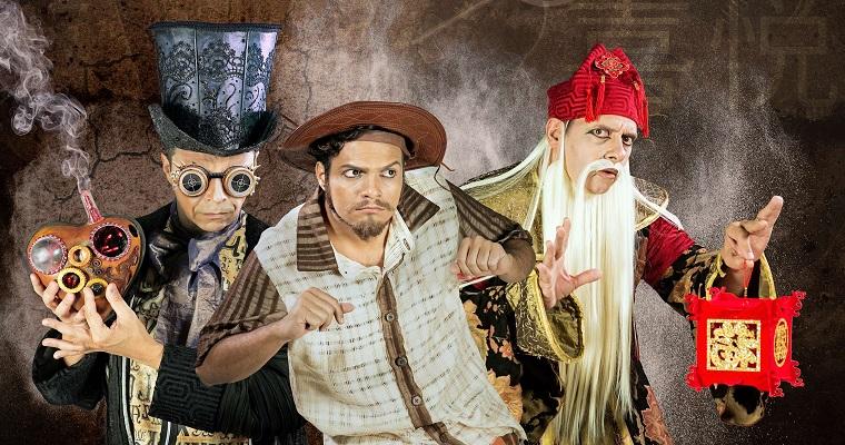 Hoje: espetáculo O Matuto no Teatro Santa Isabel