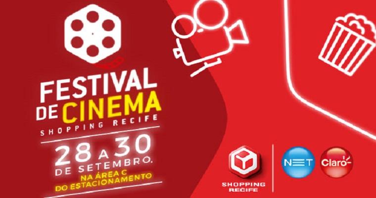 Shopping Recife realiza nova edição do festival de cinema