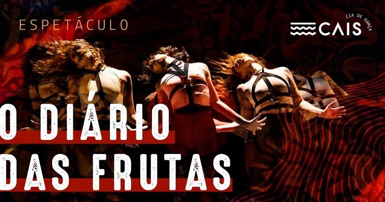 Teatro Luiz Mendonça apresenta 'O Diário das Frutas'