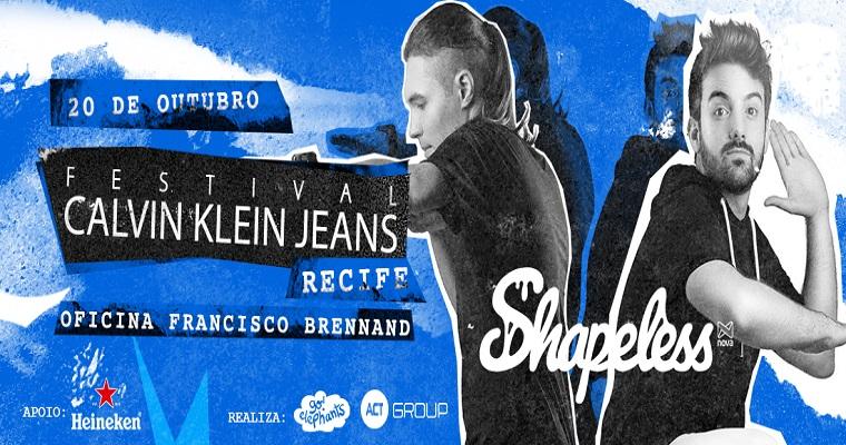 Festival Calvin Klein Jeans acontece hoje na oficina de Brennand