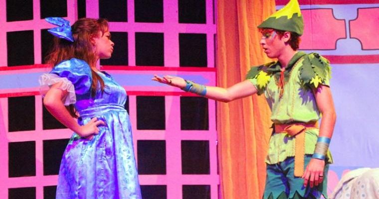 Espetáculo Musical 'O Mundo Mágico de Peter Pan' chega ao Recife