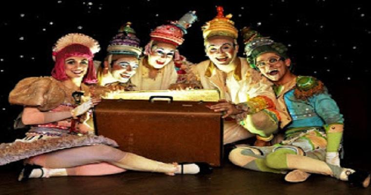 Musical infantojuvenil 'Três Marias' é atração da CAIXA Cultural