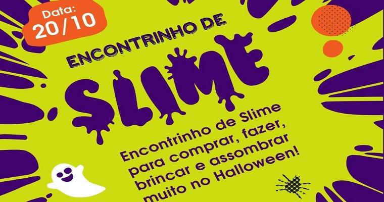 Fim de semana: Shopping Patteo Olinda realizará oficina de Slime