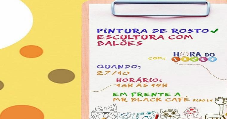 Shopping Patteo  tem programação para finalizar o mês das crianças