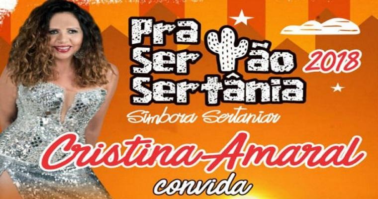 Cristina Amaral e convidados realizam show beneficente na AABB