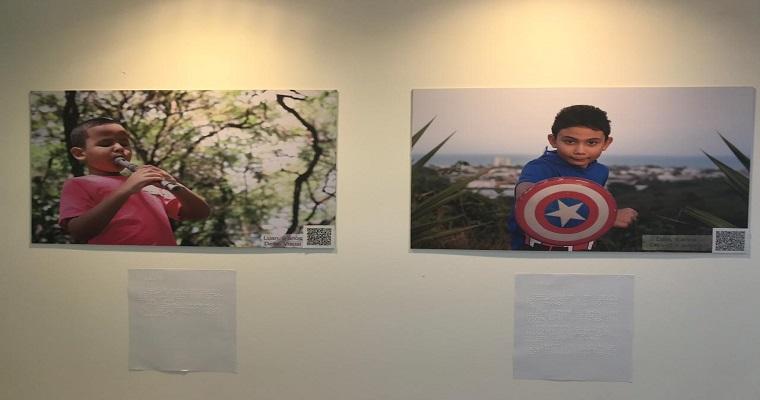 Shopping Costa Dourada recebe mostra de fotografias inclusiva