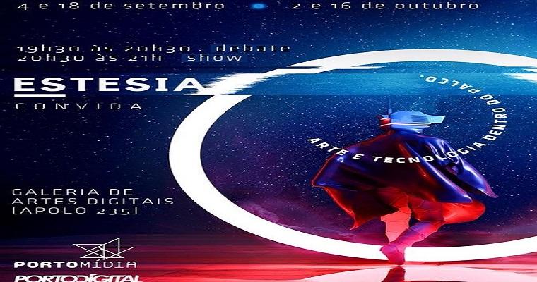Estesia Convida 2° Temporada