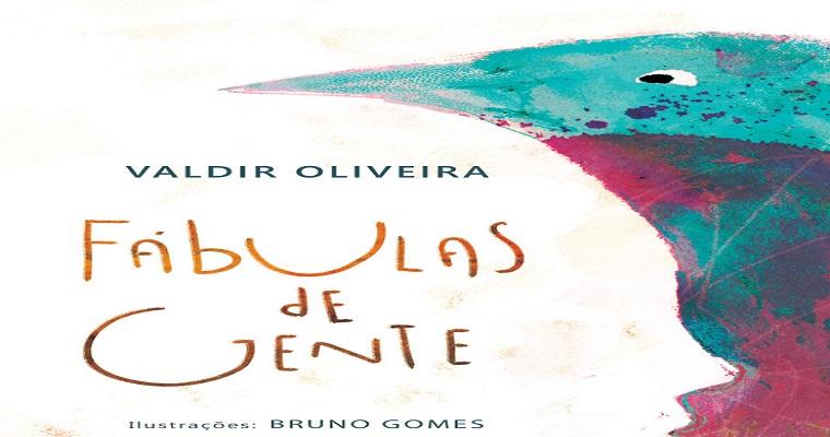Valdir Oliveira lança livro infantil no próximo sábado (24)