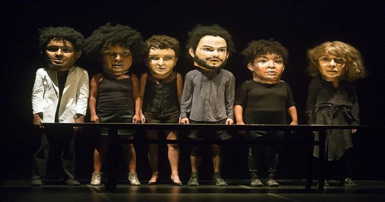 Espetáculo 'Preto' abre o 20º Festival Recife do Teatro Nacional