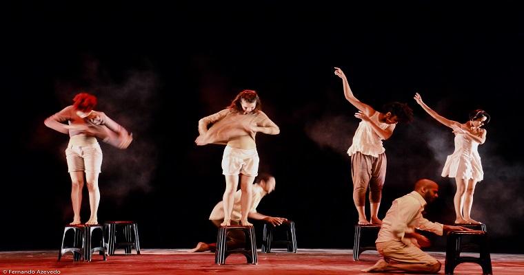 Espetáculo Dúvido encerra as apresentações do Quartas da Dança