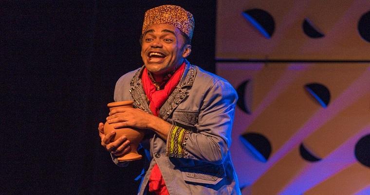 'O Pequeno Príncipe Preto' na Academia Pernambucana de Letras