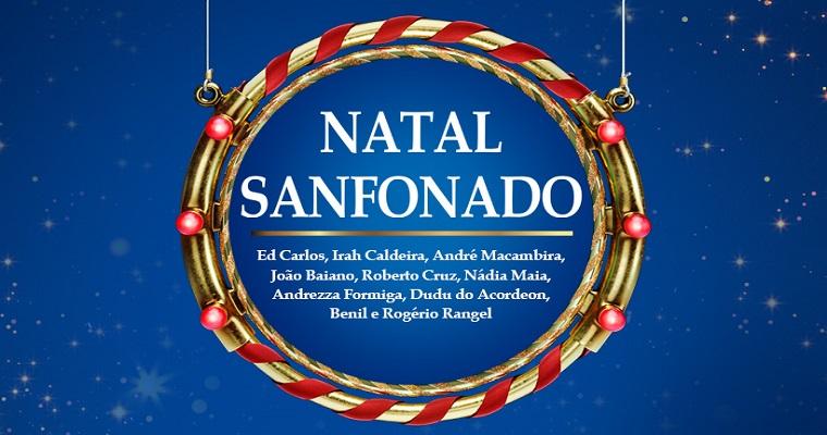 Forrozeiros animam o Natal Sanfonado RioMar neste feriado