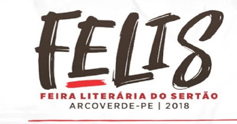Feira Literária do sertão terá início a partir do próximo dia 29