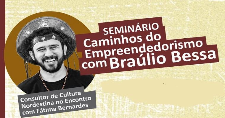 Braúlio Bessa realizará seminário em Carpina e Timbaúba